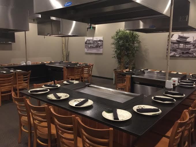 Great for parties or even just an entertaining evening, our hibachi chefs will have accomadate your every occasion. (private hibachi also available)